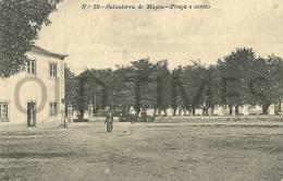 PORTUGAL - SALVATERRA DE MAGOS - PRAÇA E CORETO - 1910 PC. - Santarem