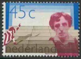 Nederland Netherlands Pays Bas 1978 Mi 1127 ** Eduard Rutger Verkade (1878-1961) Actor / Schauspieler, Regisseur - Schrijvers