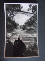 Rhodesie Victoria Falls The Bridge And Boiling Pot Published By The Rhodesia Railways - Zimbabwe