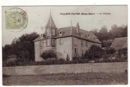 Cpa   Villers Pater  Le Chateau - Otros Municipios