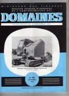 Bulletin D´annonces Des Domaines-N°509-Vente à Chartres-à Rennes-St-Brieuc-Brest(remorqueur,barges,embarcations - Livres, BD, Revues