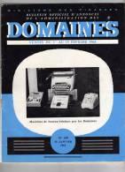 Bulletin D´annonces Des Domaines-N°449-ventes à Kerguen En Arradon-St-Avé(Morbihan) Batiment Ancien Corp De Garde - Livres, BD, Revues