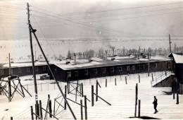 Camp De Prisonniers D'Ohrdruf 1ere Guerre Mondiale 1914-1918 Sous La Neige - Guerre 1914-18