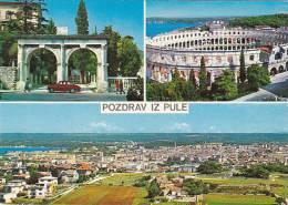 Yugoslavia Pozdraz Iz Pule Multi View - Yugoslavia