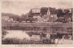CPA-37- INDRE ET LOIRE - LARCAY  -Châteaux De Larçay Et De Bellevue - France