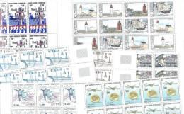 Très Bon Lot Par 10 Neufs LUXE Moins Cher Qu´à La Poste - 3 Scans - Collections, Lots & Séries
