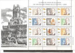 España/Spain - (MNH/**) - Edifil MP 68 - Yvert 3254-60 - Blocs & Hojas