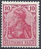 10 P. Neuf Deutsches Reich De 1902-04 - Allemagne