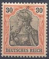30 P. Neuf Deutsches Reich De 1902-04 - Allemagne