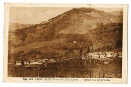 SAINT JACQUES Des BLATS - Village Des Grouffaldes - Ecrite & Timbrée En 1951 - Non Classés