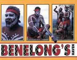 (310) Australia - NSW - Benelong's Aborigines Peoples - Aborigènes