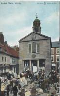 CP - WHITBY - MARKET PLACE - R 1793 - - Whitby