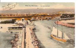 PORT LA NOUVELLE ,VUE PANORAMIQUE ,COULEUR REF 32227 - Port La Nouvelle