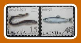 Latvia -  FISH,   2005 -   Used (0) - Lettonie