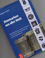 Zinnmarken Katalog 2012 New 13€ Nachschlagwerk Für Zinn-Marken Der Welt Auf Kunst-Werke Becher Sn Catalogue Of Germany - Books