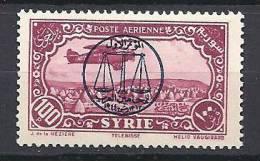 SYRIE PA  N�  110  NEUF* TTB
