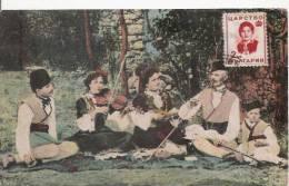 COSTUME DES ENVIRONS DE TRAN  680     1937 (BELLE ANIMATION) - Bulgarie