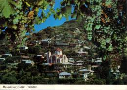 CYPRUS - PRE 1984 -  MOUTOULLAS VILLAGE, TROODOS - PERFECT MINT QUALITY - Cyprus