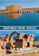 CYPRUS - PRE 1984 -  GREETINGS FROM PAPHOS - PERFECT MINT QUALITY - Cyprus