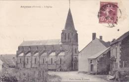 CPA - 58 - ARQUIAN - L'église - Frankreich
