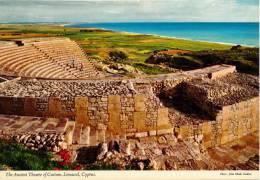 CYPRUS - PRE 1984 -  THE ANCIENT THEATRE OF CURIUM, LIMASSOL - MINT QUALITY - Cyprus