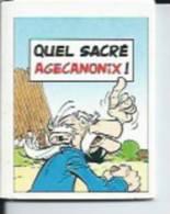QUEL SACRE AGECANONIX ! - GOSCINNY / UDERZO 1996 - PUB. NUTELLA 32 Pages - Astérix