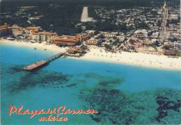 PLAYA DEL CARMEN - 1993 , Special Stamp - México