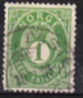 Noorwegen/Norway/Norvège Y&T N° 16° - Norway