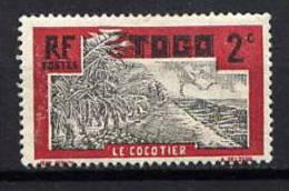 TOGO - N° 125** - LE COCOTIER - Togo (1914-1960)