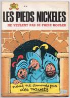 BD - Les Pieds Nickelés N° 38 - Ne Veulent Pas Se Faire Rouler - Pellos - Edition De 1975 - Pieds Nickelés, Les