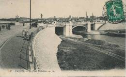 CALAIS - Le Pont Richelieu - Calais