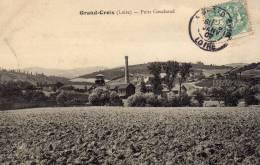 DPT  42 Grand-Croix Puits-Couchoud - Autres Communes