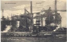 Gelsenkirchen, Hochöfen, 1927 - Gelsenkirchen