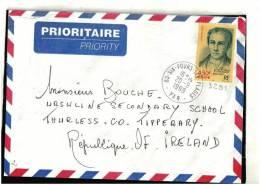 S/LETTRE 3281  POUR  REPUBLIQUE D' IRLANDE - Marcophilie (Lettres)