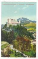 Festung Hohensalzburg Mit Gaisberg V.d. Richterhohe, Austria, 00-10s - Austria