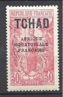 TCHAD   N� 27  NEUF* TTB