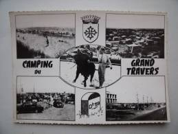 CARNON-PLAGE (34): Carte Postale  Camping International Du Grand Travers (Départementale 59) - France