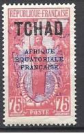 TCHAD   N� 33  NEUF* TTB