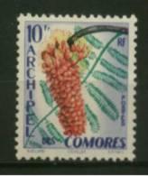 Comores N° 16  Neuf *  Cote Y&T  6,00  €uro  Au Quart De Cote