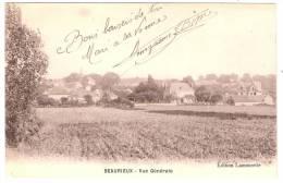 BEAURIEUX Vue Générale (Lamourette) Aisne (02) - France
