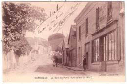 BEAURIEUX La Rue Du Pavé Vue Prise Du Midi (Lamourette) Aisne (02) - France