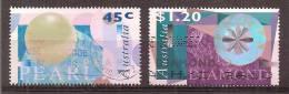 Australië   Y/T     1540 / 1541     (0) - Oblitérés