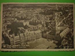 Bruges, Beffroi Et Grand'place - Zonder Classificatie
