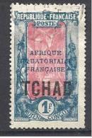 TCHAD   N� 34 TB