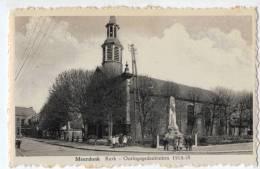 Meerdonk Kerk - Oorlogsgedenkteken 1914-18 - Sint-Gillis-Waas