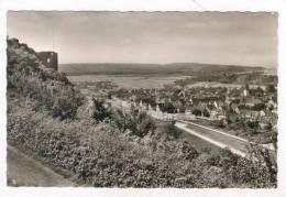 RP  Muhlacker/Enz Mit Ruine Loffelstelz, Germany 30-50s - Mühlacker