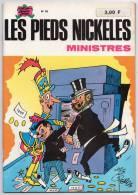 BD N°56 - Les Pieds Nickelés Ministres - Pellos - Edition 1974 - Pieds Nickelés, Les