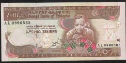 ETHIOPIA  P48a   10   BIRR   1997    UNC. - Ethiopie