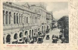 Raffle's Square - Singapore