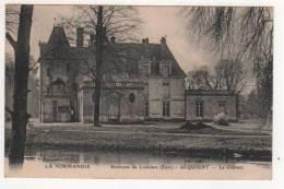 ENVIRONS DE LOUVIERS  -  ACQUIGNY  -  LE CHATEAU - Acquigny